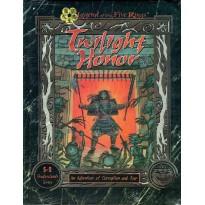 Twilight Honor (jeu de rôle Legend of the Five Rings en VO) 001