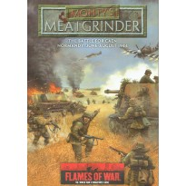 Monty's Meatgrinder - The Battle for Caen Normandy June-August 1944 (Flames of War Miniatures Games) 001