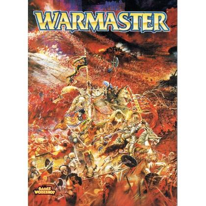 Warmaster - Livre de règles jeu de figurines fantastiques en VF de Games Workshop 001