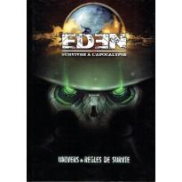 Eden - Univers & Règles de Survie (livre de règles jeu de figurines en VF) 001