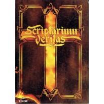 Scriptarium Veritas (jeu de rôle INS/MV 1ère édition) 001