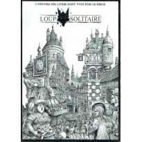 Loup Solitaire - Ecran du Meneur de Jeu A4 (jeu de rôle Le Grimoire en VF) 002