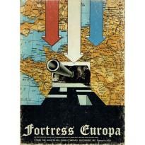 Fortress Europa - World War 2 Western Front Invasion Game (wargame Avalon Hill) 001