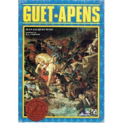 Guet-Apens (jeu d'escarmouche médiévale avec figurines de Jeux Descartes en VF) 001