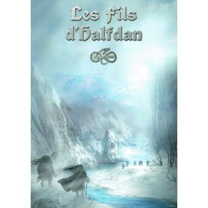 Les Fils d'Halfdan (jeu de rôle Yggdrasill en VF) 002