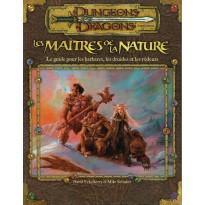 Les Maîtres de la Nature - Le Guide pour les barbares, les druides et les rôdeurs (jdr D&D 3.0) 002