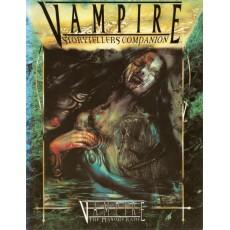 Storytellers Companion (Vampire The Masquerade jdr en VO)