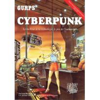 Cyberpunk (jeu de rôle GURPS en VF) 002
