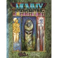 Mummy 001 (Vampire The Masquerade jdr en VO)