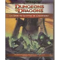 La Tour du Sceptre de Gardesort (jeu de rôle Dungeons & Dragons 4) 004