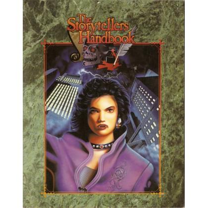 The Storytellers Handbook 001 (Vampire The Masquerade jdr en VO)