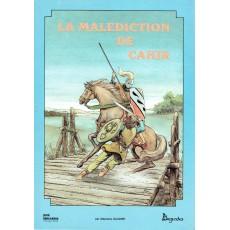 La Malédiction de Cahir (jeu de rôle Premières Légendes Celtiques)