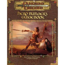 Hero Builder's Guidebook (jdr Dungeons & Dragons 3.0 en VO)