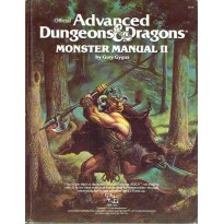Monster Manual 2 (jeu de rôle AD&D 1ère édition en VO) 002