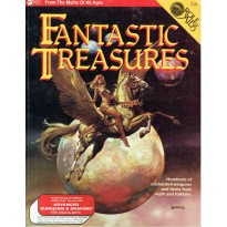 Fantastic Treasures (jdr Role Aids & AD&D en VO) 001
