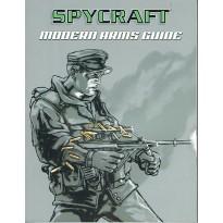 Spycraft - Modern Arms Guide (jeu de rôle en VO) 001