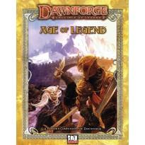 Dawnforge - Age of Legend (jeu de rôle d20 System en VO) 001