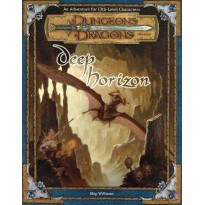 Deep Horizon (jdr Dungeons & Dragons 3.0 en VO)