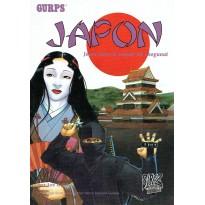 Japon (jeu de rôle GURPS en VF) 001
