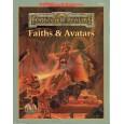 Faiths & Avatars (AD&D 2ème édition révisée - Forgotten Realms en VO) 001