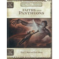Faiths & Pantheons (Dungeons & Dragons 3ème édition - Forgotten Realms en VO) 001