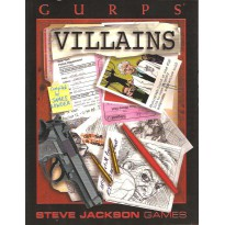 Villains (jdr GURPS First edition en VO)