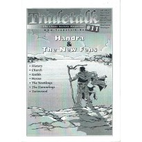 Tradetalk 11 - The Chaos Society Magazine (fanzine Glorantha Runequest Hero Wars en VO) 001