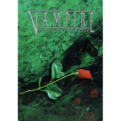 Vampire La Mascarade - Livre de Règles (jdr 3ème édition en VF) 002
