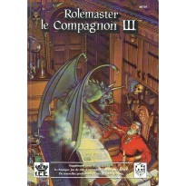 Le Compagnon III (jeu de rôle Rolemaster en VF) 001