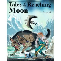 Tales of the Reaching Moon - Issue 14 (magazine jdr Runequest - Glorantha en VO) 001