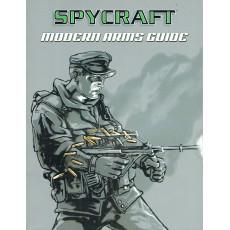 Spycraft - Modern Arms Guide (jeu de rôle en VO)