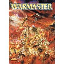 Warmaster - Livre de règles jeu de figurines fantastiques en VF de Games Workshop