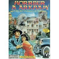 Horreur à Arkham - Le Jeu des Chasseurs de Monstres (jeu de stratégie en VF de Jeux Descartes) 001