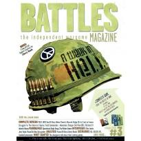 Battles Magazine N° 3 (magazine de wargames en anglais) 001
