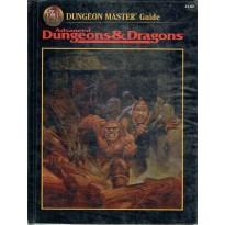 Dungeon Master Guide (jdr AD&D 2ème édition révisée en VO) 001