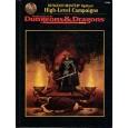 High-Level Campaigns (jdr Advanced Dungeons & Dragons 2ème édition révisée en VO) 001