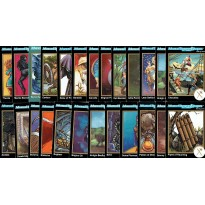 AD&D 2 Trading Cards - Lot de 25 cartes (jdr en VO) 002