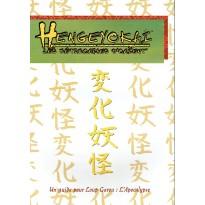 Hengeyokaï - Les Métamorphes d'Orient (jdr Loup-Garou L'Apocalypse en VF) 002