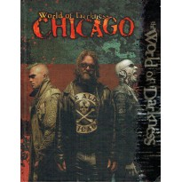 The World of Darkness - Chicago (Rpg nouvelle édition en VO)