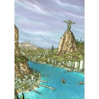 Tigres Volants - Entre deux Eaux (jdr écran & livret en VF) 002