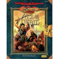 Dragonlance - Rise of the Titans (jdr AD&D - Saga Game Rules en VO) 001
