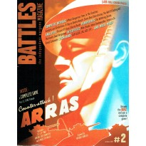 Battles Magazine N° 2 (magazine de wargames en anglais) 001