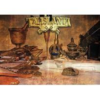 Talislanta - Ecran, livret et carte (jeu de rôle Talislanta en VF) 001