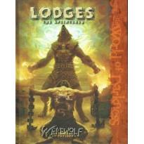 Lodges - The Splintered (jdr Werewolf The Forsaken en VO) 001
