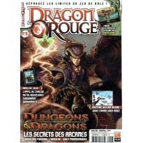 Dragon Rouge N° 6 (magazine de jeux de rôles) 002