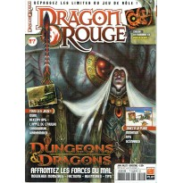 Dragon Rouge N° 7 (magazine de jeux de rôles) 001
