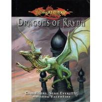 Dragonlance - Dragons of Krynn (jdr d20 System en VO) 001