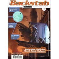 Backstab N° 50 (le magazine des jeux de rôles) 002