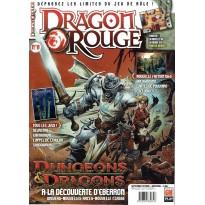 Dragon Rouge N° 8 (magazine de jeux de rôles) 001