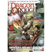 Dragon Rouge N° 5 (magazine de jeux de rôles) 001